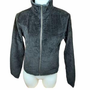 Woolrich full zip corduroy jacket sweater blazer